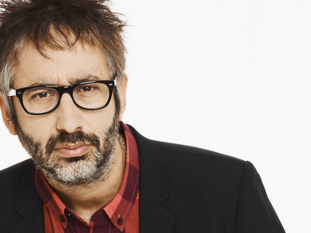 David Baddiel – Fame: Not the Musical