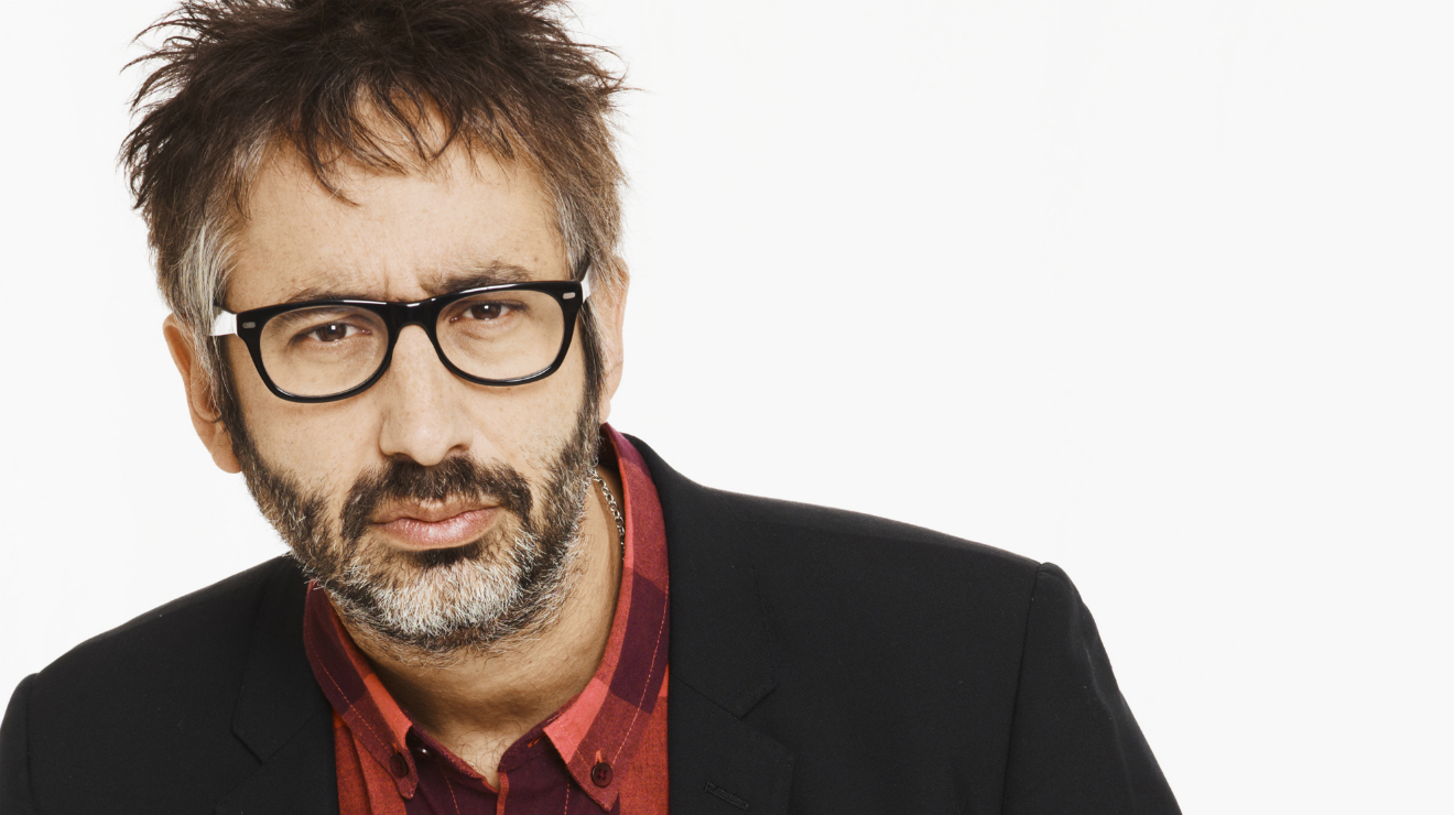 david baddiel press 2014