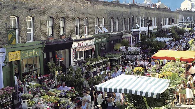 London markets calendar