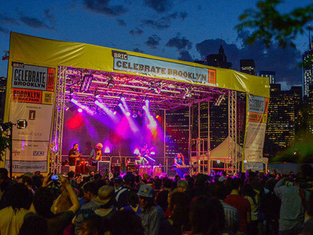 Celebrate Brooklyn! has announced this summer's first free concert