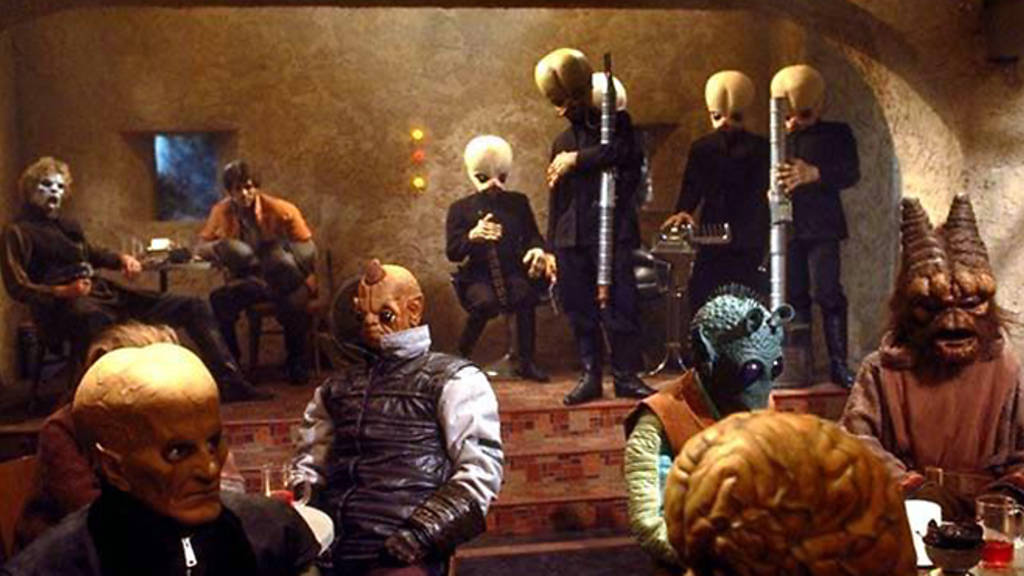 Mos Eisely Cantina Band