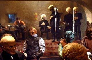Mos Eisley Cantina Band