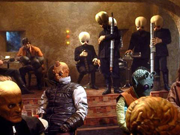 Hollywood Is Getting Its Very Own Star Wars Cantina
