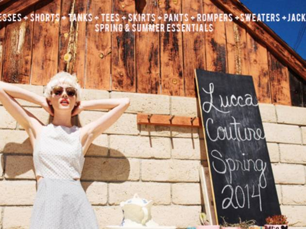 Lucca Couture Warehouse Sale