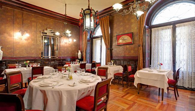 Restaurantes castizos de madrid cocido y comida - Restaurante merimee ...