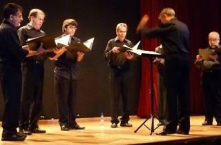 XV Cicle Clàssica a Les Corts: Cor Antistiana Màskili
