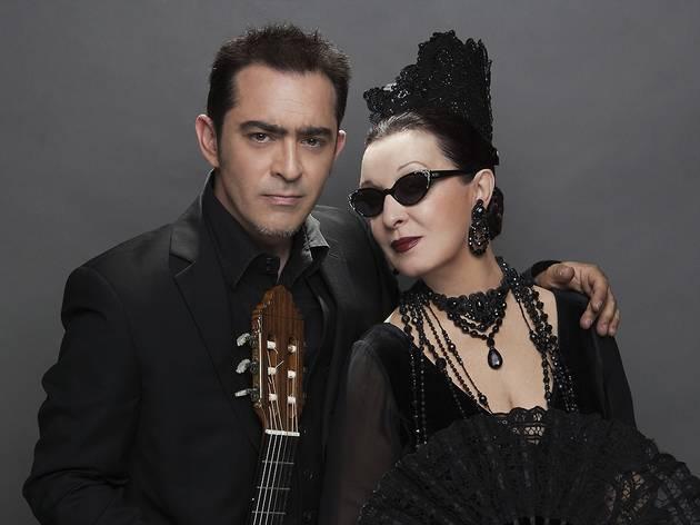 Música entre llibres: Martirio i Raúl Rodríguez