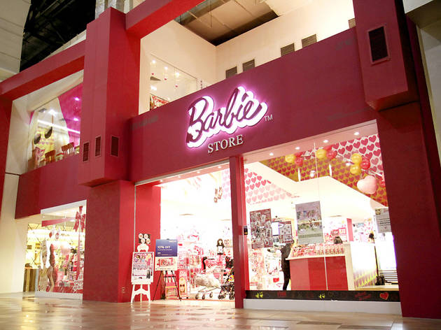 Barbie Store Malaysia