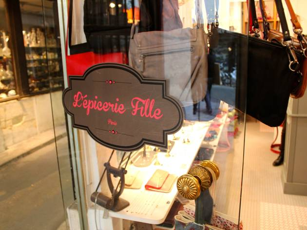 L'Epicerie fille (© EP / Time Out Paris)