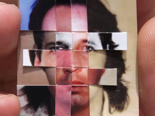 (Oscar Muñoz, 'El juego de las probabilidades', 2007 / Courtesy de l'artiste et Sicardi Gallery, Houston)
