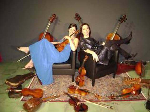 30 minuts de música: Laura Gaya + Isabel Fèlix