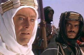 Phenomena: Lawrence of Arabia