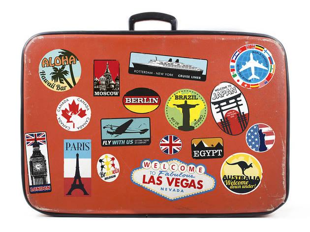 maleta viatge
