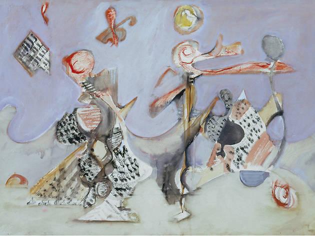 "Mark Rothko, ""Works on Paper 1941–1947"""