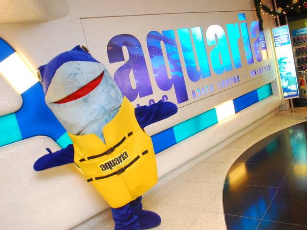 Aquaria KLCC mascot