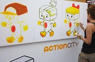 Action City Pavilion