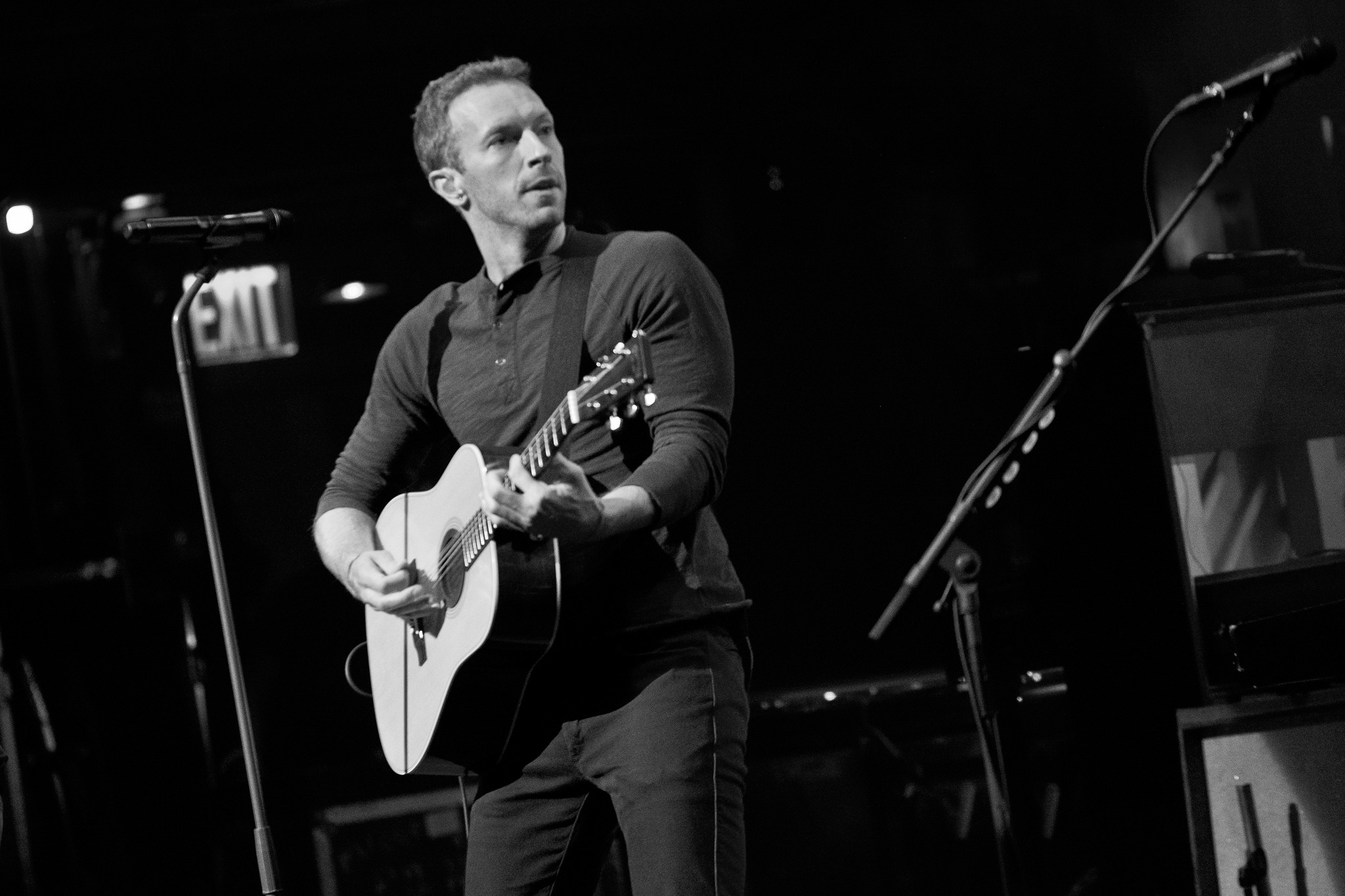 Coldplay at Beacon Theatre