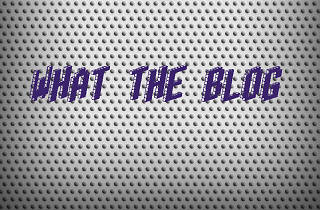 What the blog
