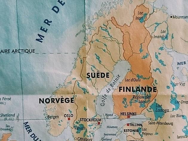 Pôle Nord • Scandinavian Journey