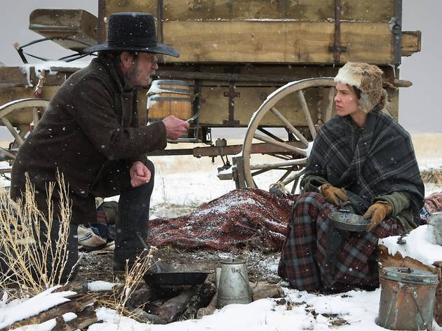 'The Homesman' (de Tommy Lee Jones (DR))