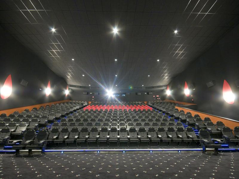 Yelmo tanca totes les seves sales de cinema a Catalunya
