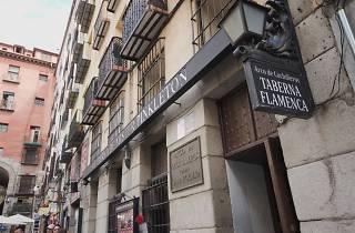 Taberna Flamenca Arco de Cuchilleros