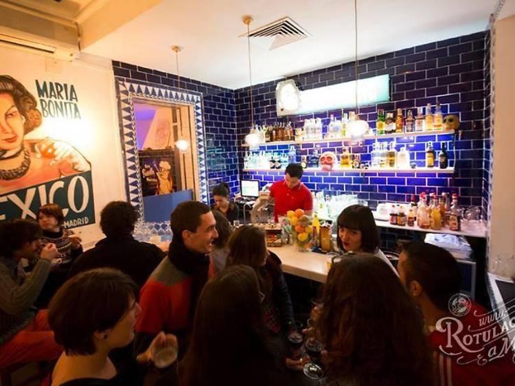 María Bonita Taco Bar