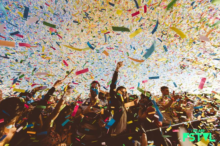 Music Festivals Calendar May: We Are FSTVL