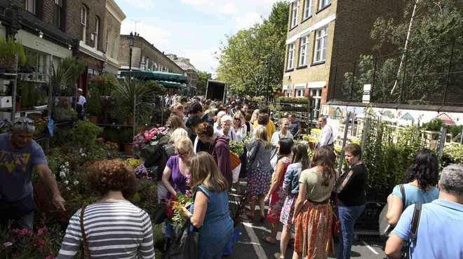 Bethnal Green area guide