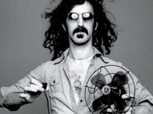 """Watermelon in Easter Hay"", de Frank Zappa"