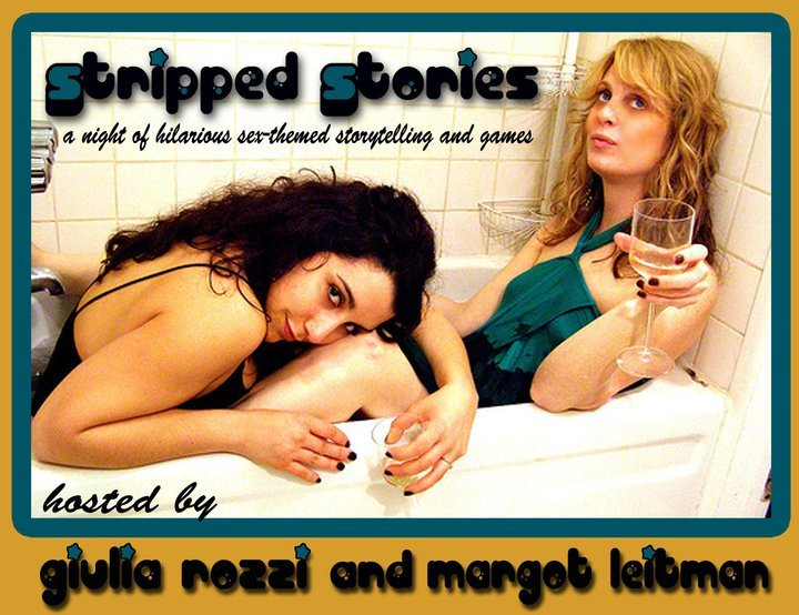 Stripped Stories