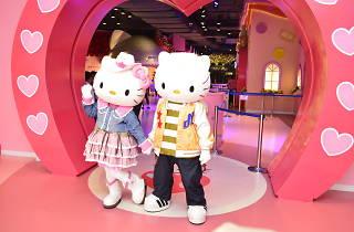 Johor Hello Kitty Puteri Harbour