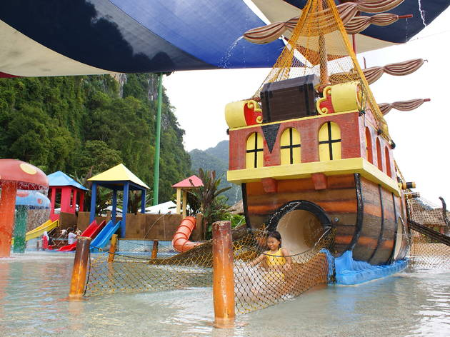 Best for kids 8 and below: The Lost World of Tambun