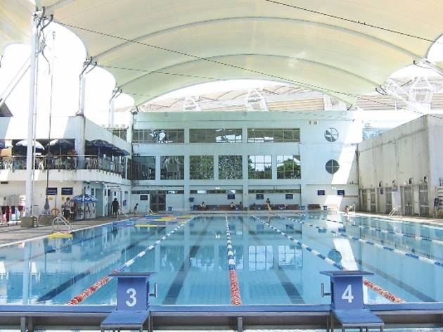 The best public swimming pools in KL