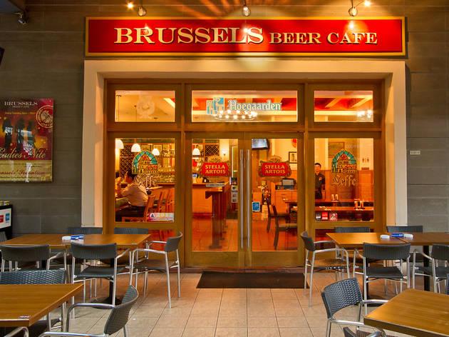 Brussels Beer Cafe