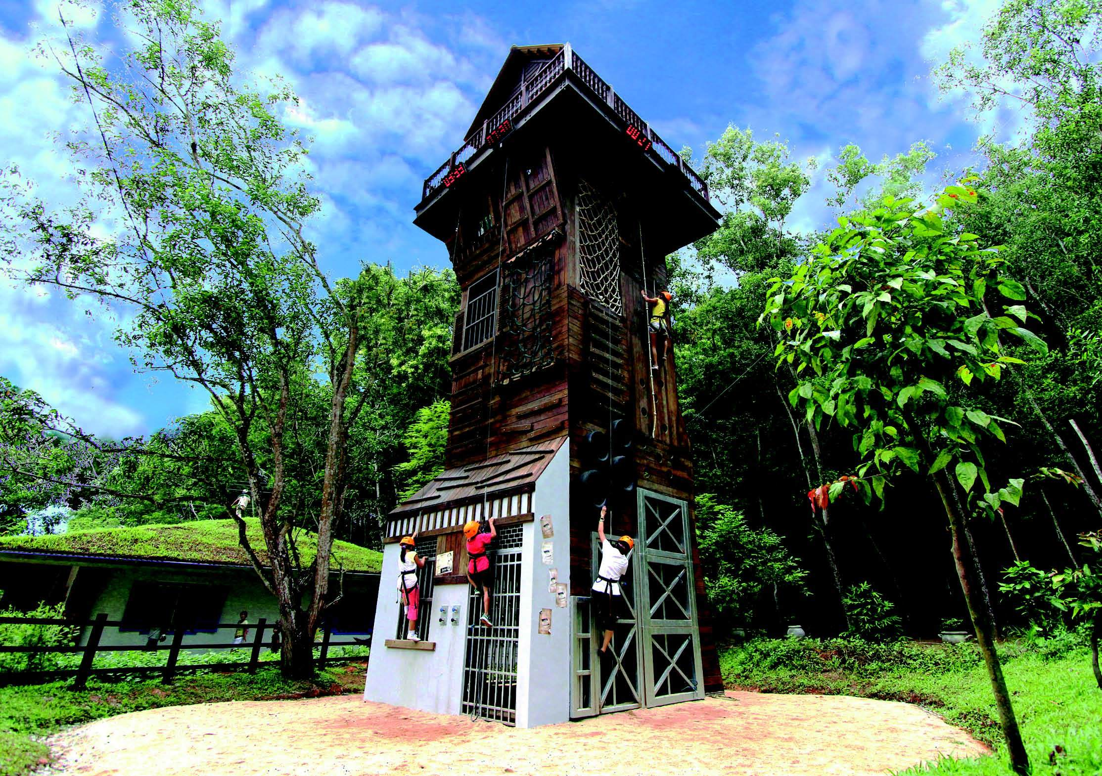 Best for teens 16 and below: Escape Adventureplay Penang
