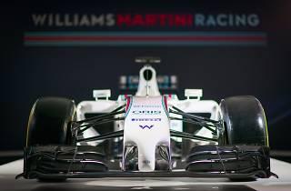 Terrazza Williams Martini Racing