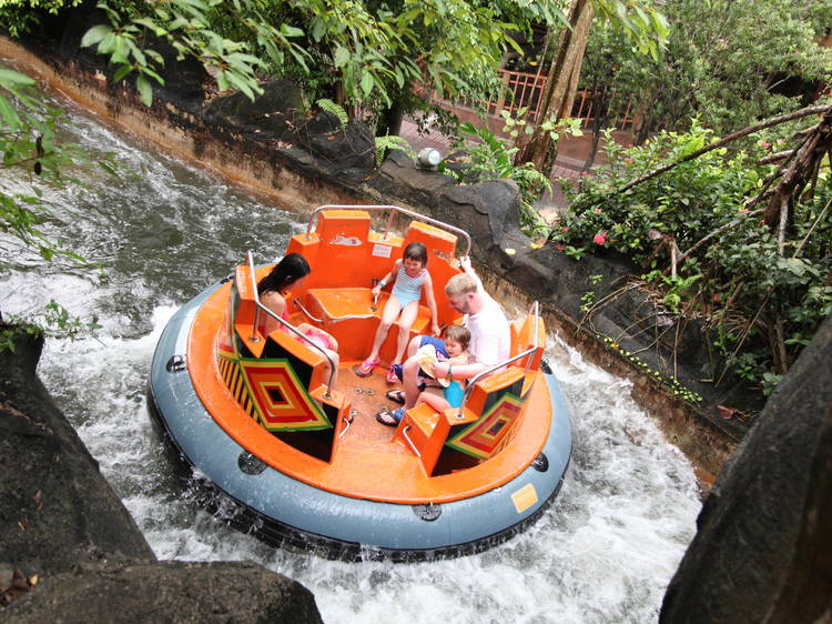 Experience thrills at Sunway Lagoon