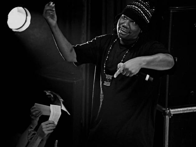 KRS One (© Mr Mass)