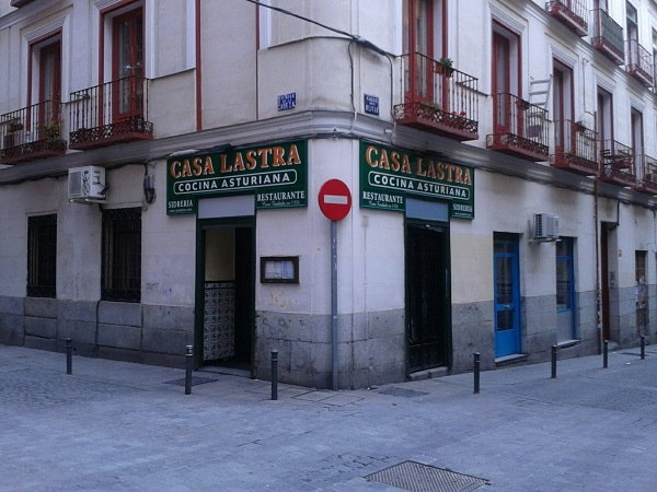 Casa Lastra Sidrería