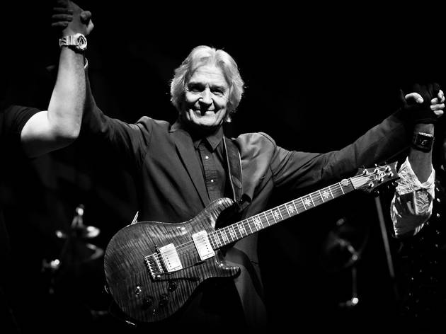 EFG LONDON JAZZ FESTIVAL: John McLaughlin And The 4th Dimension