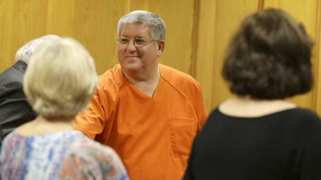 Convicted murderer bernie tiede is going to move into director richard