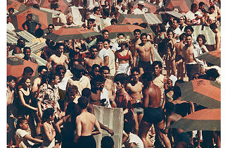 """In a World of Their Own: Coney Island Photographs by Aaron Rose"""