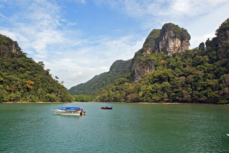 Langkawi Kilim Karst Geopark mangroves