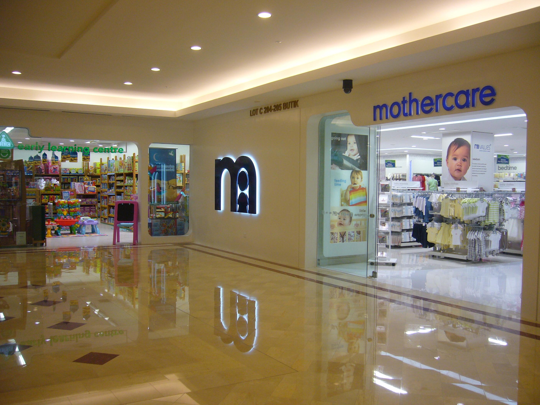 Mothercare Shopping In Bangsar Kuala Lumpur