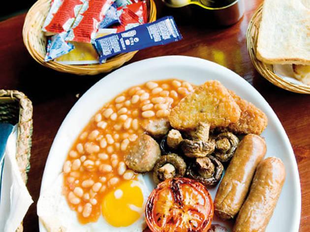 Esmorzar irlandes