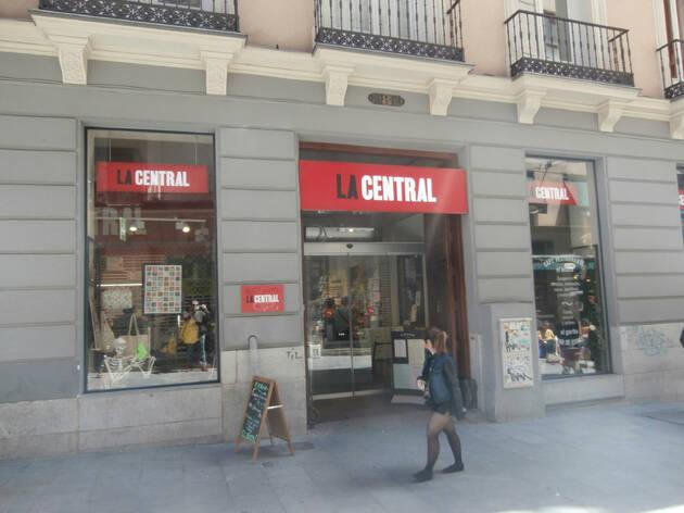 La Central: libros + brunch