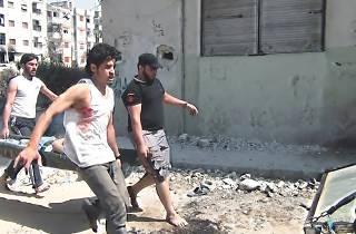 DocsBarcelona 2014: Return to Homs
