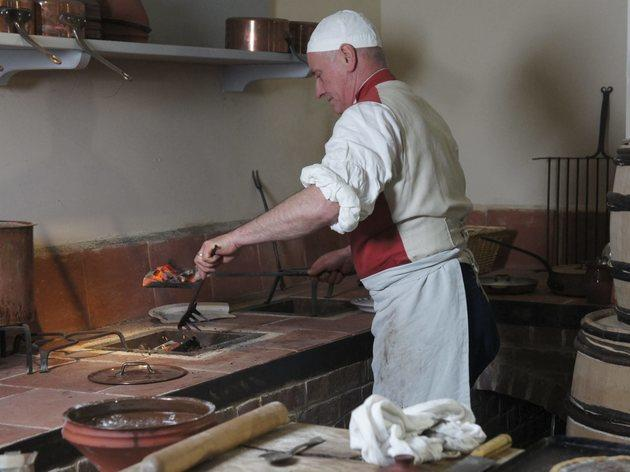 commercial - historic royal palaces - kew palace - the royal kitchens generic