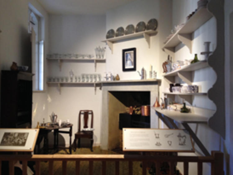 Discover George I's favourite chocolate recipe in the Chocolate Kitchens at Hampton Court Palace